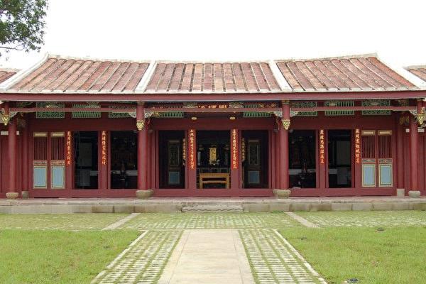 自从清军入关,一统中国后,水月老人就返回了中原,居住在杭州艮山门处的梅园。图为中国传统建筑。(王嘉益/大纪元)
