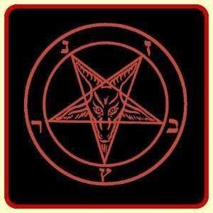 撒旦教标志(网络图片)