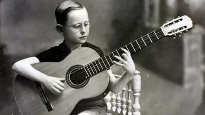 西班牙大师纳西索.耶佩斯的童年。(图片来源:维基百科)
