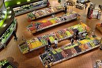 病毒大流行 一天中何时去超市购物风险小