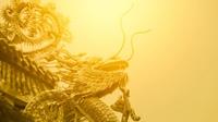 千年古寺的灵异龙鳞和古籍中的龙骸